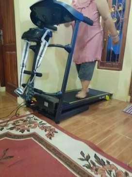 Tl.246 medium Treadmill elektrik new