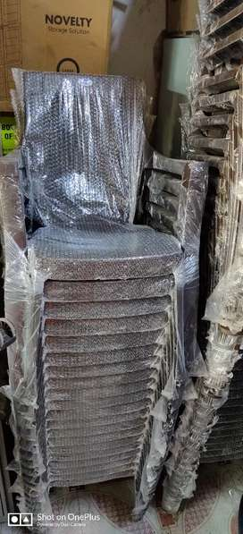 60 Nilkamal Plastic Chair Brand New Packed Piece