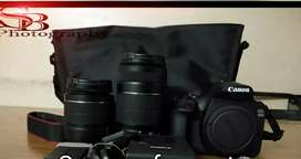 Camera canon 1200EDS