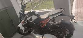 KTM 250 with ABS
