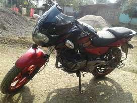 Pulser 180 red-black
