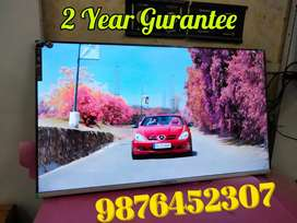 40 Smart Led Tv 2 Year Full Replacement Gurantee GST Bill