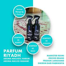 Riyadh / Parfum wangi tahan lama / Parfum baju / Parfum pakaian