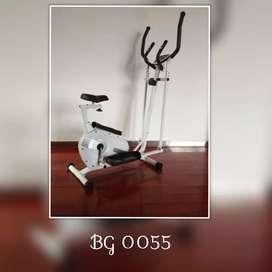 Sepeda Statis Elliptical Bike // Arrigaan AH 18H22