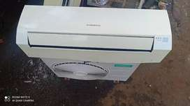 Second hand air-condition with good condition.,