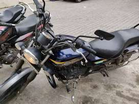 Well serviced and up-to-date at Bajaj service, first hand, 2 yrs old.