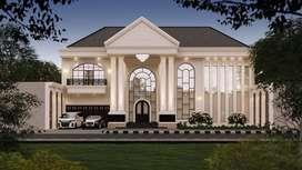 Jasa desain 3D arsitek  Exterior / Interior rumah atau kantor