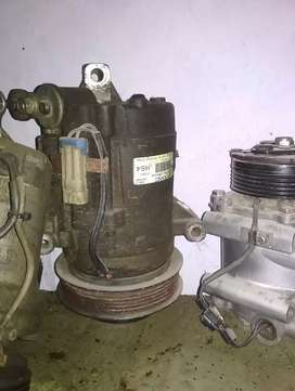 Car ac compressor delhi cruz
