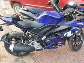 WANT TO SELL MY NEW R15 WITH PREMIUM NUMBER