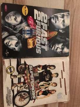 Kaset video cd fast n furious dan supercross