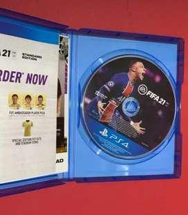 BD FIFA 21 kondisi mulus