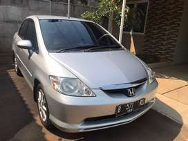honda city 2005 matic