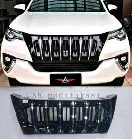 READY Grill Apollo FORTUNER PAJERO XPANDER RUSH TERIOS