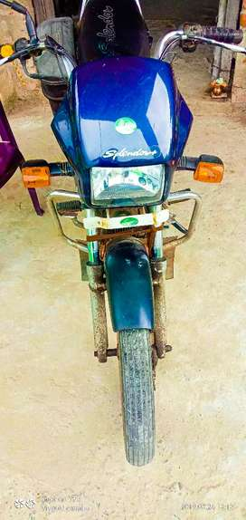 Good condition and very smooth engine.