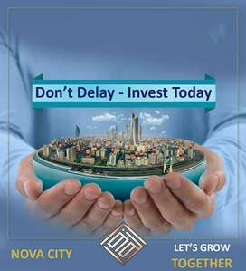 Nova City Plot Available in Pre Launch Rate