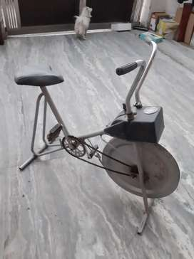 Exercising Cycle