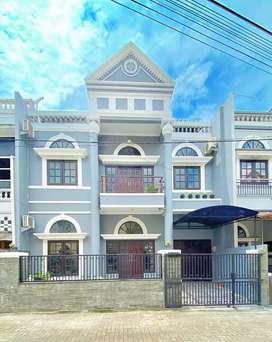 Rumah dalam perumahan mewah dekat terminal jombor jalan magelang