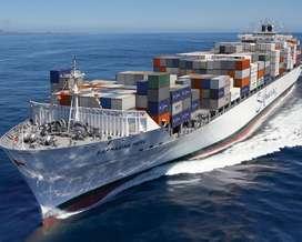Job in merchant navy