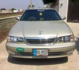 NISSAN SUNNY 2002 For Nissan lovers