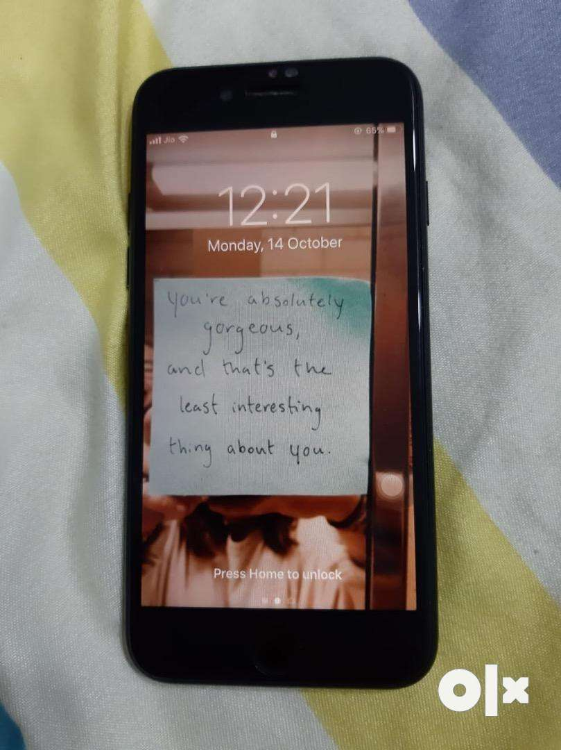 Iphone 7-matte black/128gb 0