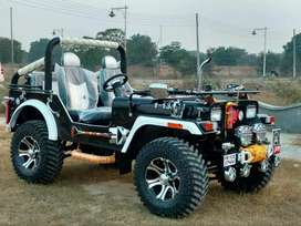 New passing Jeep ready on orders