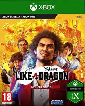 yakuza like a dragon best xbox one offline bundle