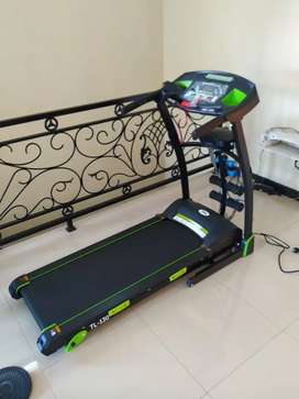 Motorized Treadmill Elektrik TL 130