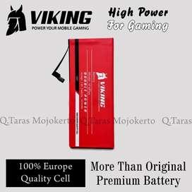 Baterai Double Power Iphone Seri 6 Dan 7 Original Viking