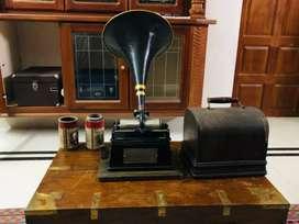 Edison phonogram