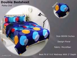 Microfiber Double Bed Shets