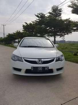FS Honda Civic FD 1,8 cc 2010 matik