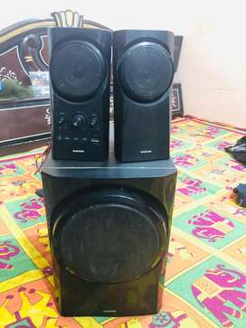 Samsung Woofer 2.1 For sale