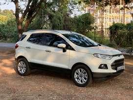 Ford Ecosport EcoSport Titanium 1.5 TDCi (Opt), 2017, Diesel