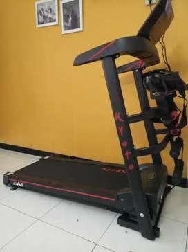 Treadmill elektrik kyoto (new edition) free ongkir + rakit