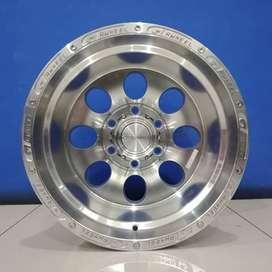 Cicil Velg Mobil Titon Prado DP 10% Ring 16X10 HSR DUFFY H6X139,7 SMFL