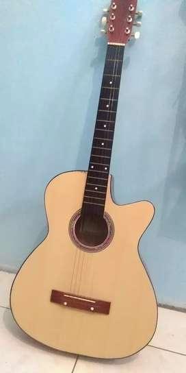 gitar akustik terjangkau,untuk belajar,
