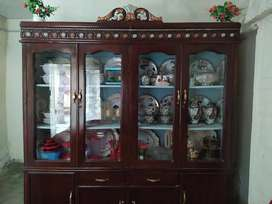 Showcase for sale only Rs.8000/-