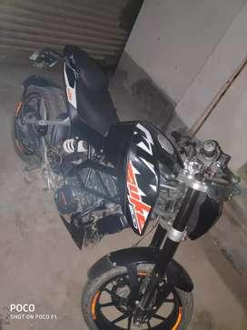 KTM Duke Bike in good condition. Fixed price