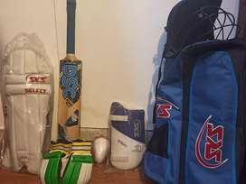 Untouch Cricket Kit with DSC bat for Boys || Age 12-14