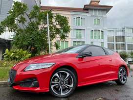 Honda CR-Z 1.5 Hybrid 2016 Nik2016 Red Hot Km29rb Record TDP Ringan
