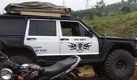 Jeep Pilihan Para Bos