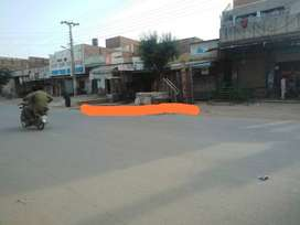 Commercial property Ghousia Chowk Moqame Hyat Road Sargodha