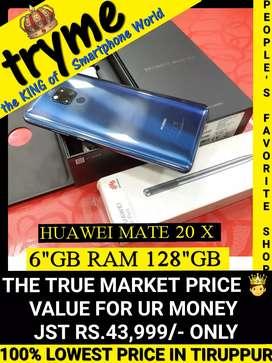 TRYME (HUAWEI MATE 20X) 6Gb Ram/128Gb Ful Kit Box