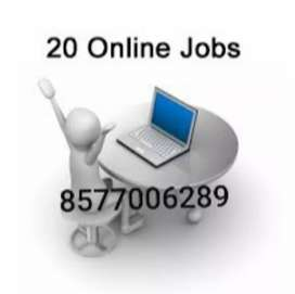 Earn money through online jobs