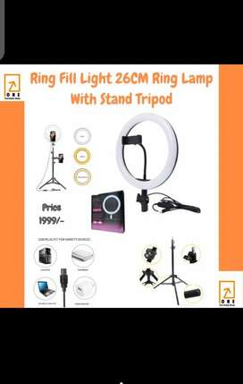 Selfie ring light stand Discount Price