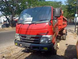 Dyna 130 HT dump truck 2015