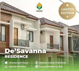 Hunian Strategis Nyaman,Aman D' Savana Residence Cirendeu Tangerang Se