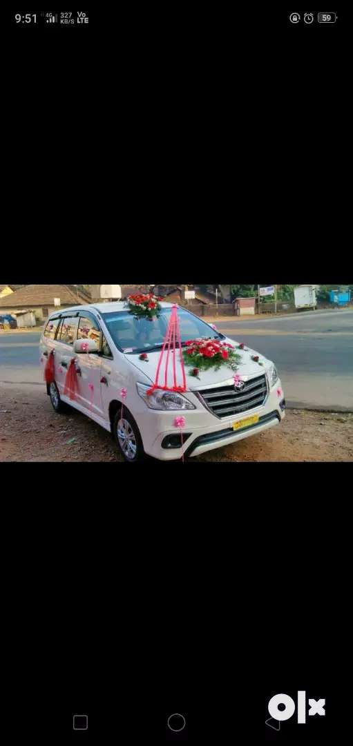 Wedding car for rent with driver 0
