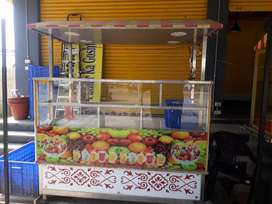 New juice counter for sale