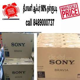 """""""24 inch SONY"""" LED TV NEW  OFFER 50% DISCOUNT"""